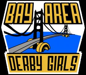 Bay Area Derby Girls Logo - Rebranding