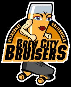 Brew City Bruisers Logo - Rebranding