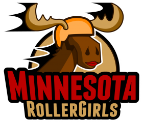 Minnesota Rollergirls Logo - Rebranding