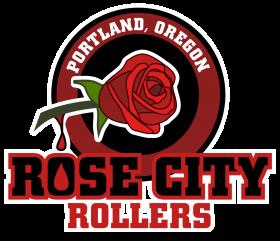 Rose City Rollers Logo - Rebranding