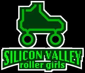 Silicon Valley Roller Girls Logo - Rebranding