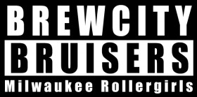 Brew City Bruisers Logo - Current