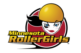 Minnesota Rollergirls Logo - Current
